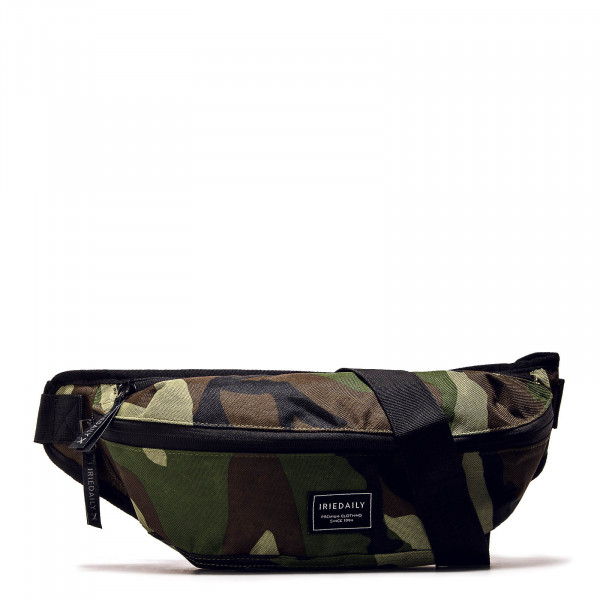 Iriedaily Hip Bag City Zen Big Camo