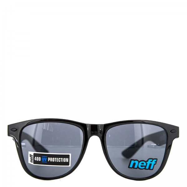 NEFF Sunglasses Daily Gloss Black