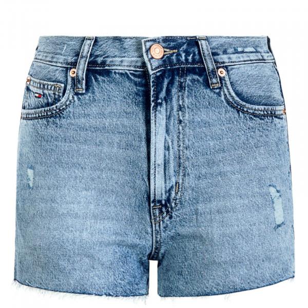 Damen Short Hot Blue