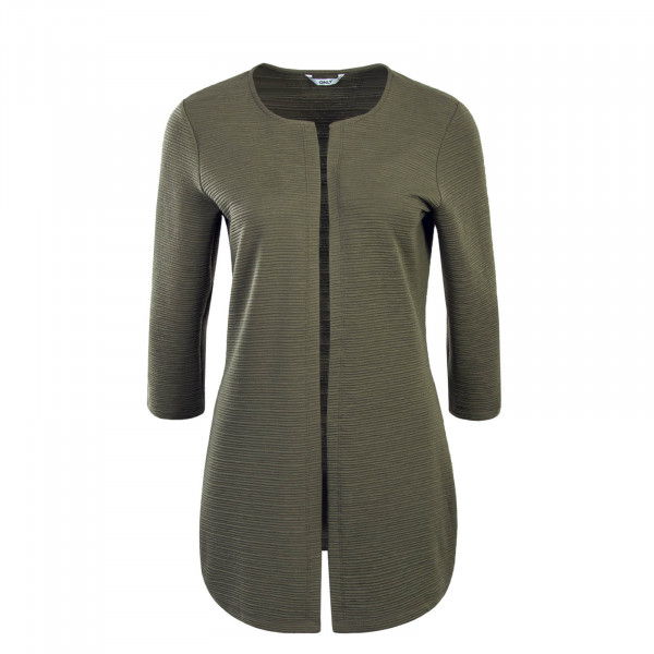 Only Cardigan Leco Olive