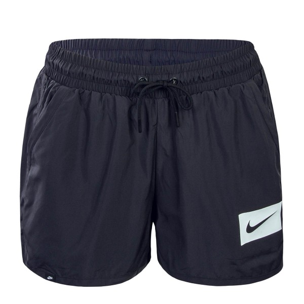Nike Wmn Short NSW Swoosh Black White