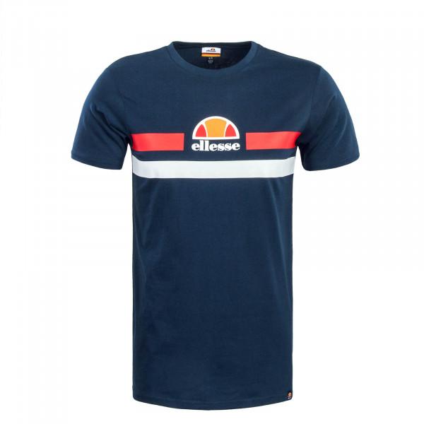 Herren T-Shirt Aprel Navy