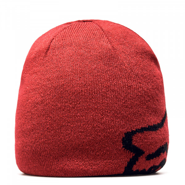 Fox Beanie Streamliner Red Black