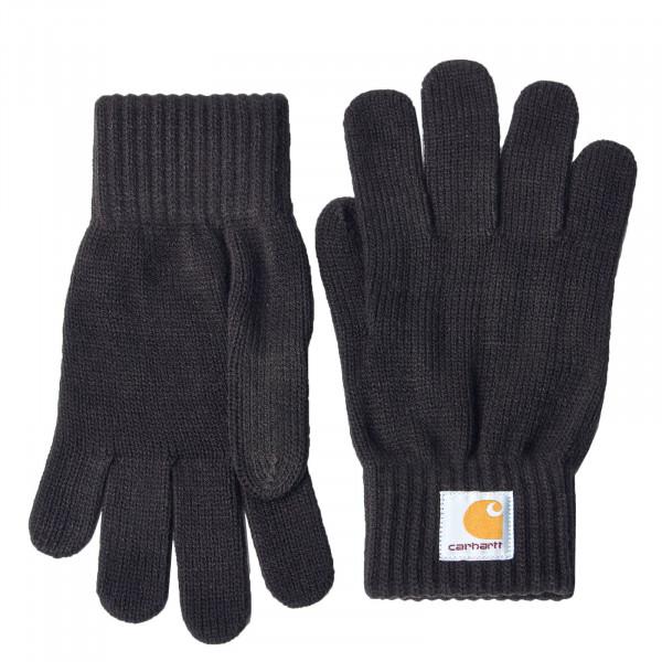 Handschuhe Acrylic Black