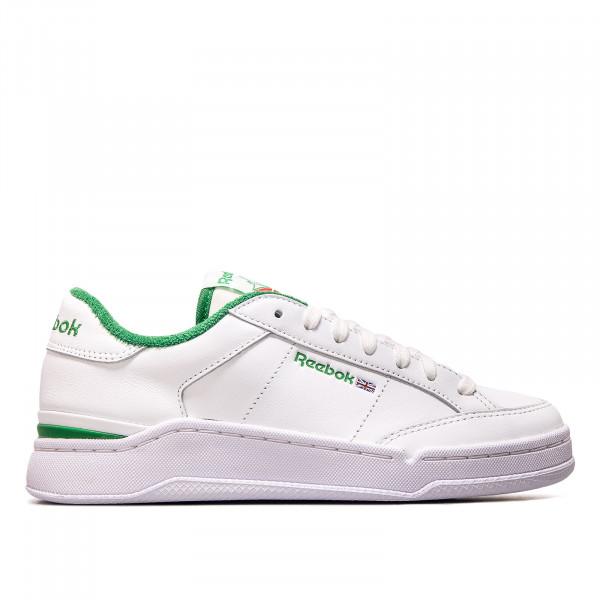 Unisex Sneaker - AD Court - White / Green / White