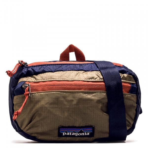 Patagonia Mini Hip Pack Travel Navy Khak