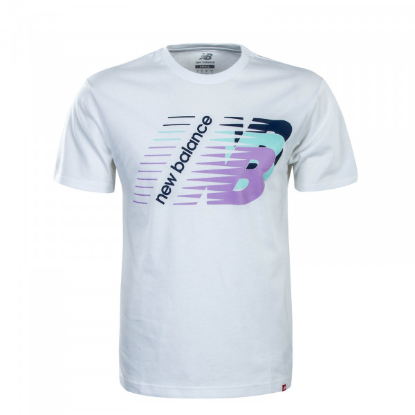 Herren T-Shirt MT 91584 White