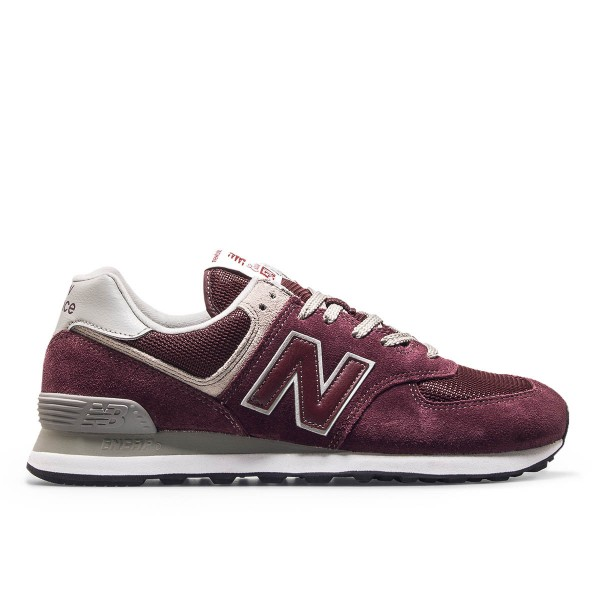 Herren Sneaker ML 574 EGB Bordeaux Grey