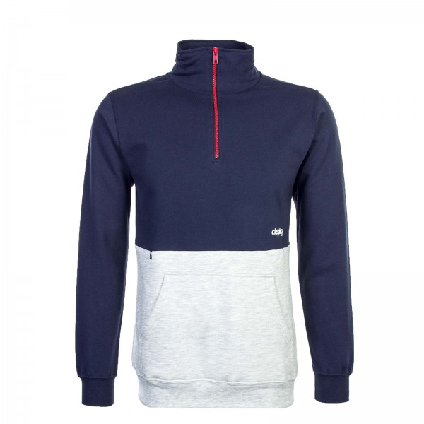 Cleptomanix Sweat Trainer 91 Navy