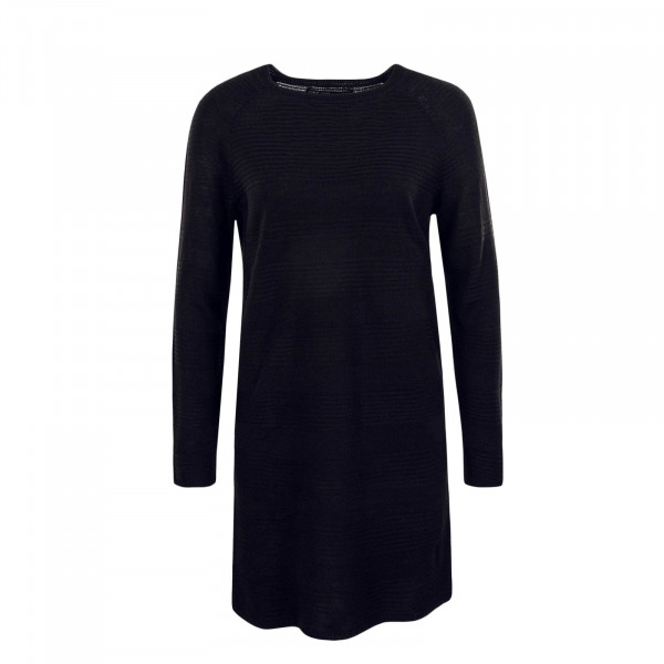 Kleid Knit Cavier Black