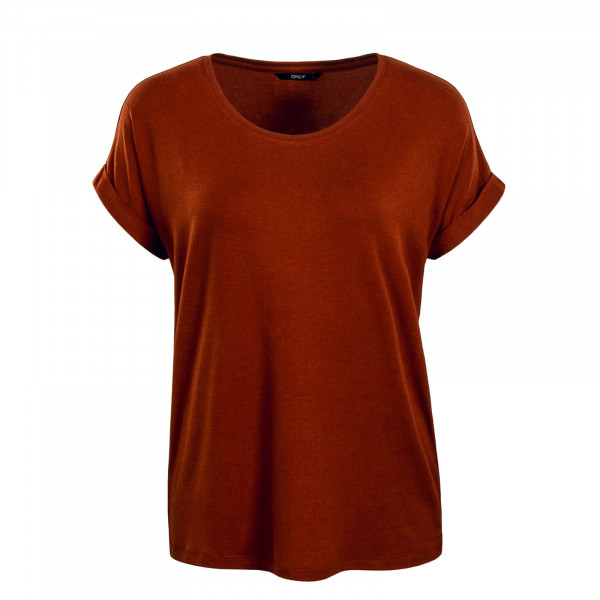 Damen T-Shirt Moster Brown