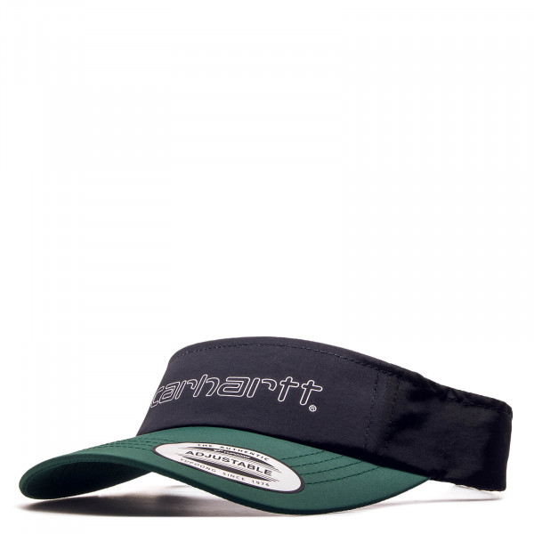 Visor Terrace Green Black