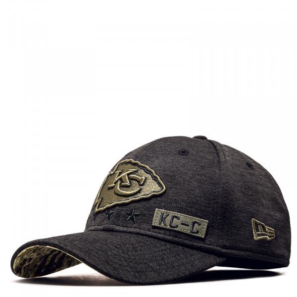 Cap NFL20 STS 3930 Chiefs Black Olive