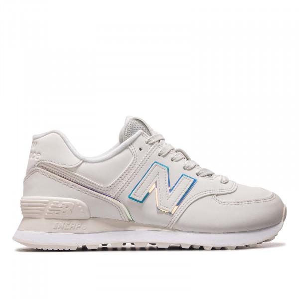 Damen Sneaker WL574 CLD White Cream