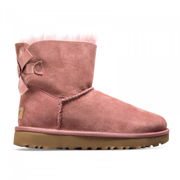UGG Wmn Classic Mini Bailey Bow Pink