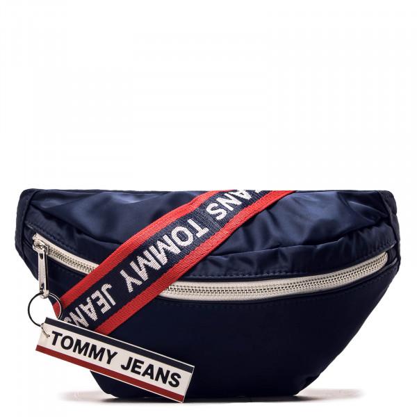 Hip Bag Tape Navy Red