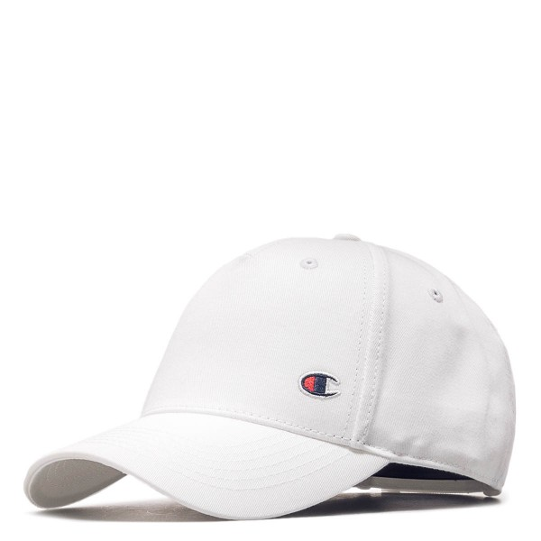 Champion Cap Baseball 223 White