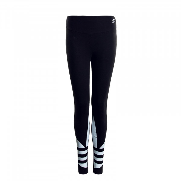 Damen-Leggings LRG Logo Tight Black