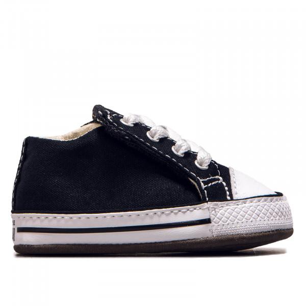 Baby Sneaker CTAS Cribster Mid Black White