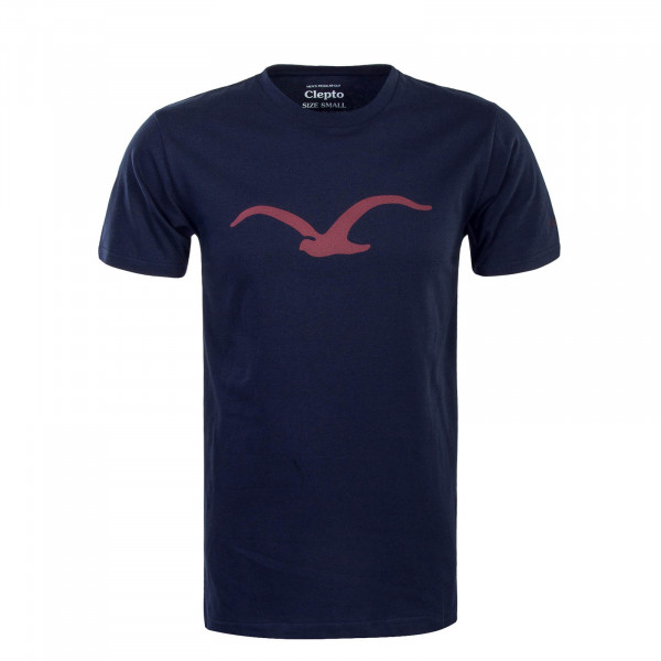 T-Shirt Möwe Navy Bordeaux
