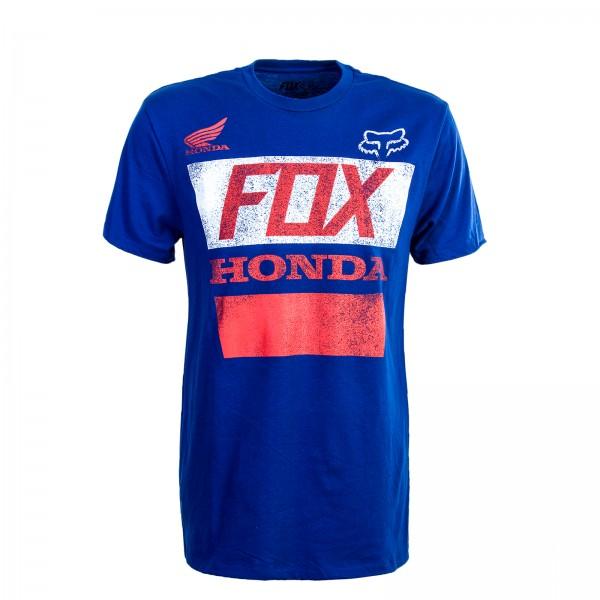 Fox TS Honda Distressed Royal Red