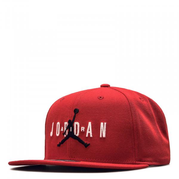 Cap Pro JM Air HBR Red Black