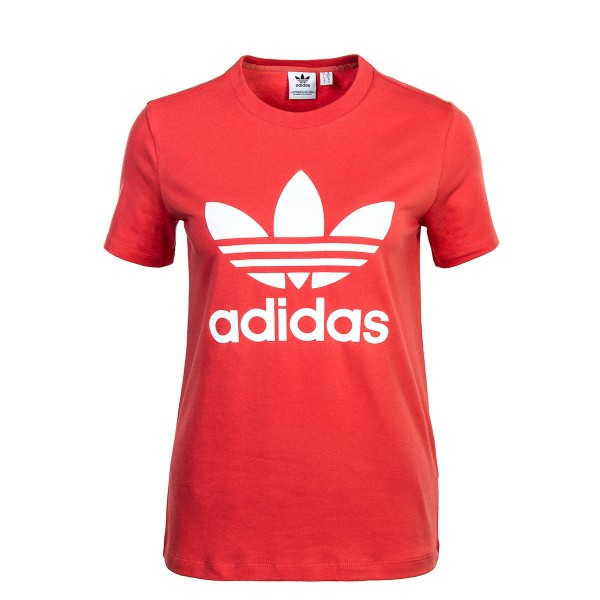 Adidas Wmn TS Trefoil Lachs White