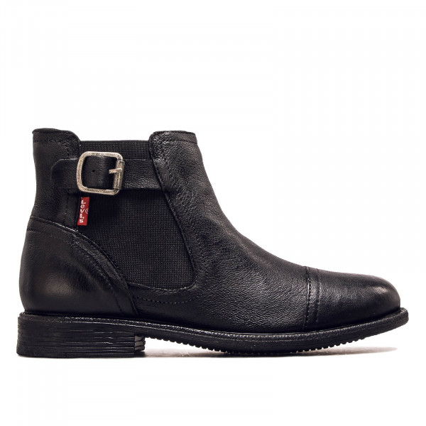 Damen Boot Maine Chelsea Black