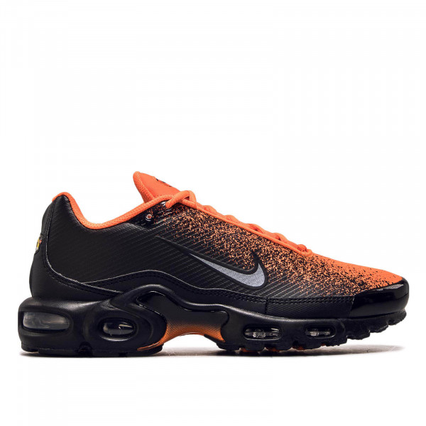 finest selection d937c 0d2ad Nike Air Max Plus TN SE Black Neo Orange