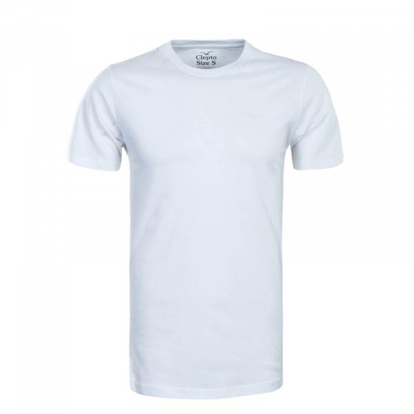 Herren T-Shirt - Ligull Regular - White