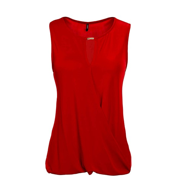 Only Top Pauline Red