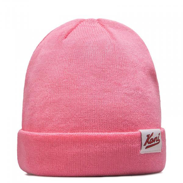 Beanie College Pink