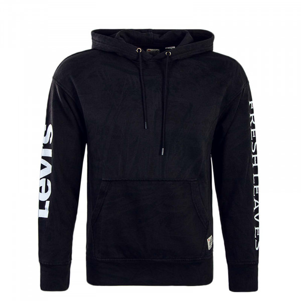 Levis Hoody Graphic Justin T. Black