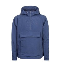 Tommy Windbreaker Pullover Navy