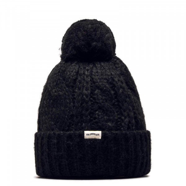 Levis Beanie Lofty Black