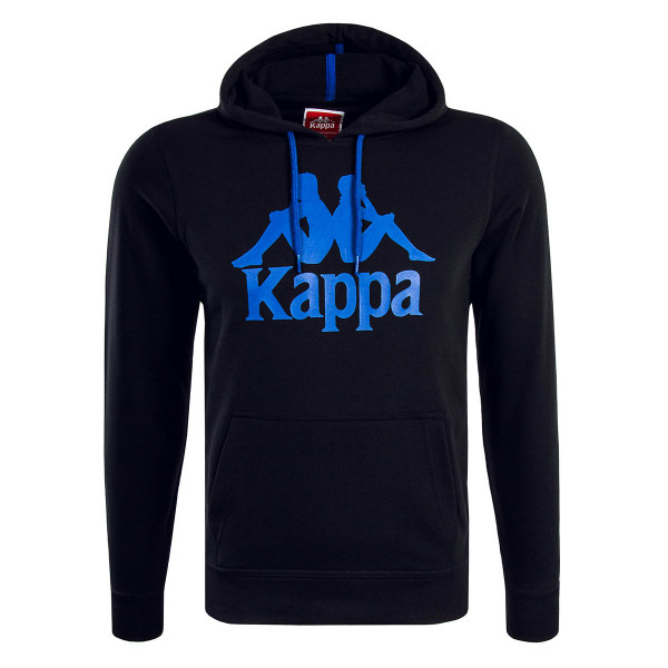 Kappa Hoddy Zimim Black Blue