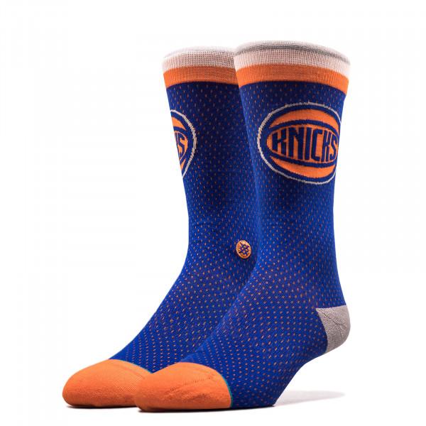 Unisex Socken NBA Knicks Royal Orange