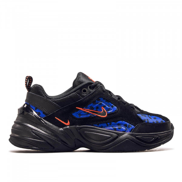 Nike W M2K Tekno Black Red Racer Blue