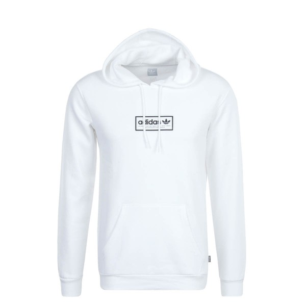 Adidas Hoody Spell Out HD White Black