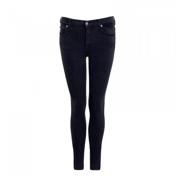 Damen Jeans Lexy Old Black