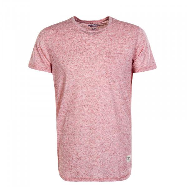 Herren T-Shirt Linus Crew Neck Rosette