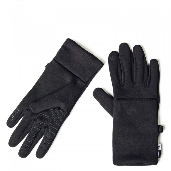 Damen Handschuhe Etip Recycled Black