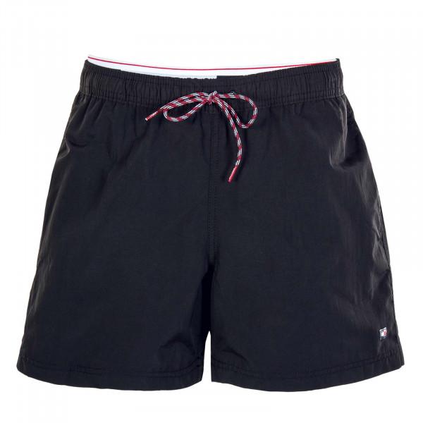 Herren Boardshort - DW Medium Drwastring - Black