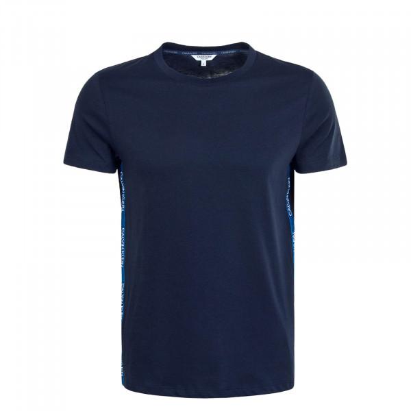 Herren T-Shirt 0464 Relaxed Crew Navy White