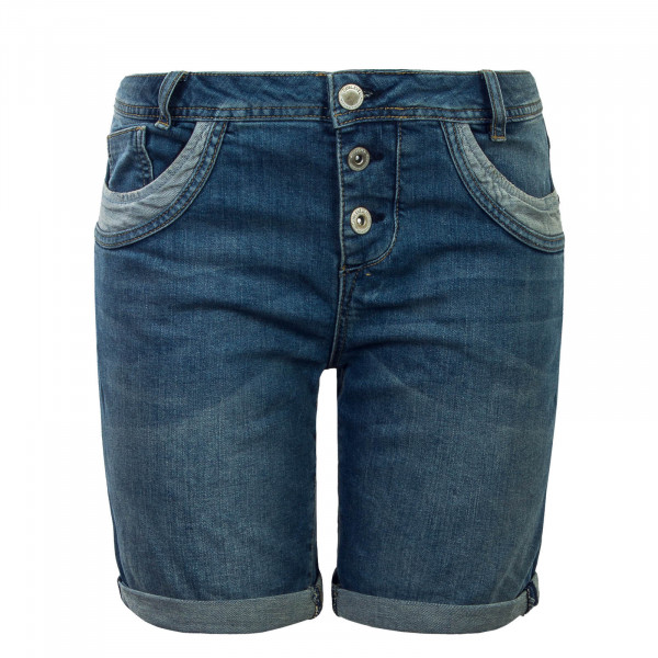 Damen Short 61825 132 Blue