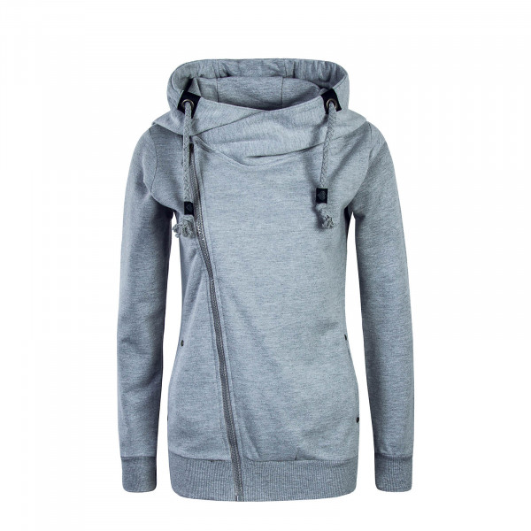 Sublevel Wmn Sweatjkt 1187A Grey