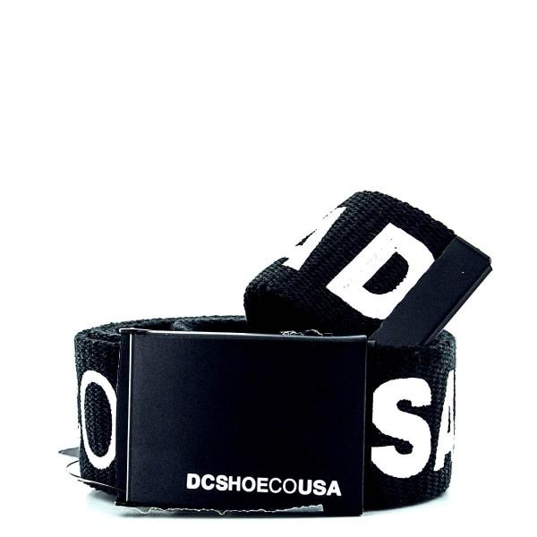 DC Belt Chinook Black White
