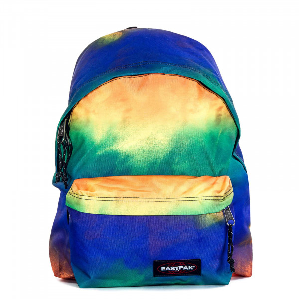 Rucksack Padded Pak'r Rainbow Colour Green