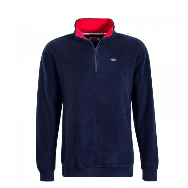 Herren Sweatshirt Polar Fleece Navy