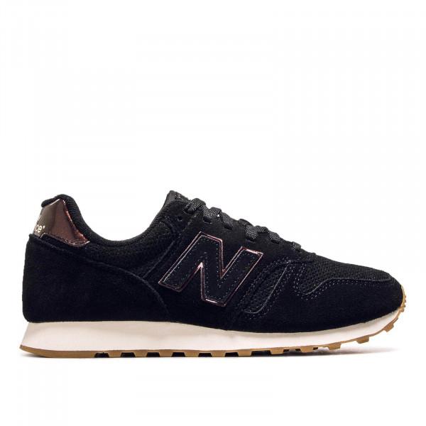 Damen Sneaker WL373WNI Black Pink